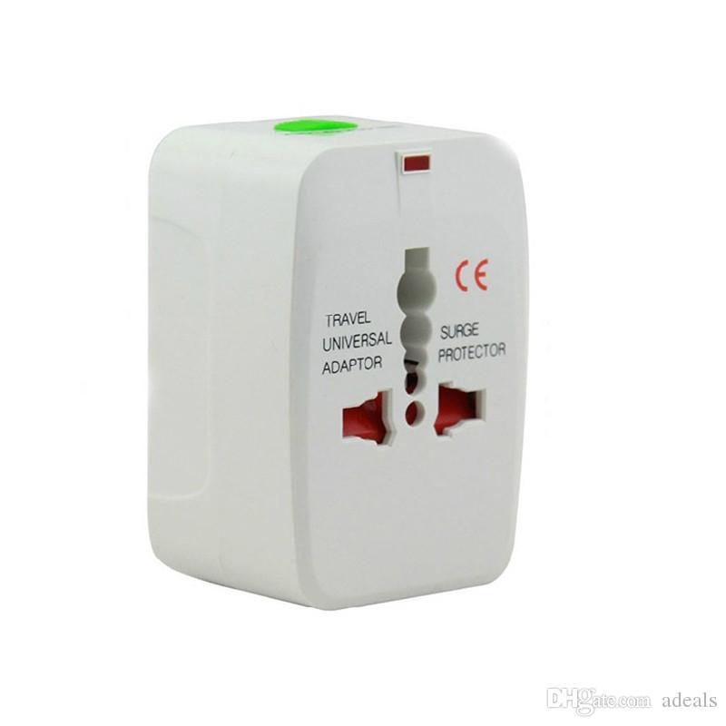 Adattatore universale universale multifunzione Adattatore universale universale caricabatterie da viaggio con AU Convertitore EU UK