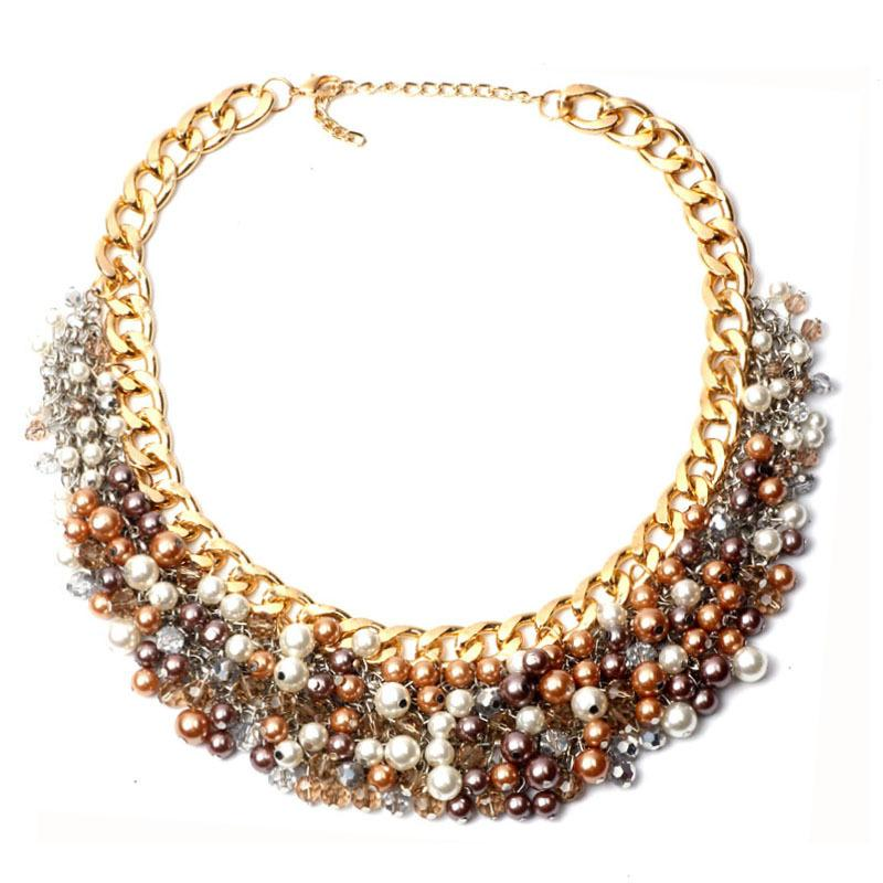 2018 2018 vintage pearl collar choker necklace collar women s 2018 2018 vintage pearl collar choker necklace collar women s clothing accessories sweet necklaces pendants wedding party necklaces jewelry from hearting mozeypictures Gallery