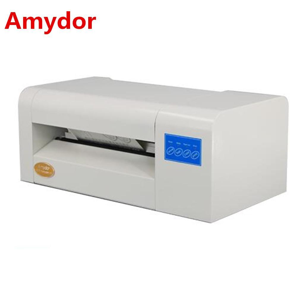 AMD-360C digital hot foil stamping printer machine FOR Card Printer, Cloths  , Label , Paper Banner
