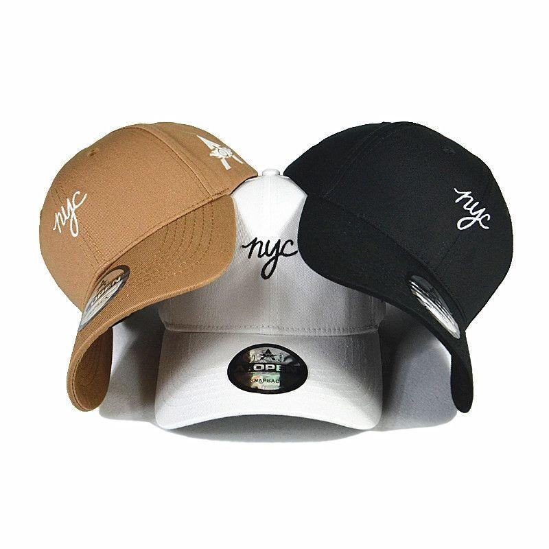 3293acd91ce 2018 New Arrival Letters NYC Baseball Caps Gorra New York Chapeu Hats For  Men Bone NY Snapback Women Depeche Mode Golf Trucker Hat Flexfit Hats For  Men From ...