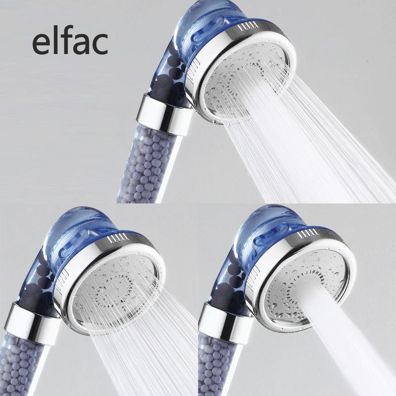 Shower Equipment Colorful Led Change Shower Head Bathroom Water Glow Light Filter Hand Shower New Arrival Dropshipping Drop Shipping New Highly Polished