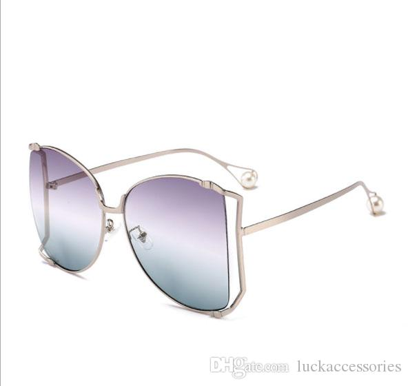1a51b7f39a31 2018 New Style Big Frame Hot Sales Sunglasses Europe And America ...