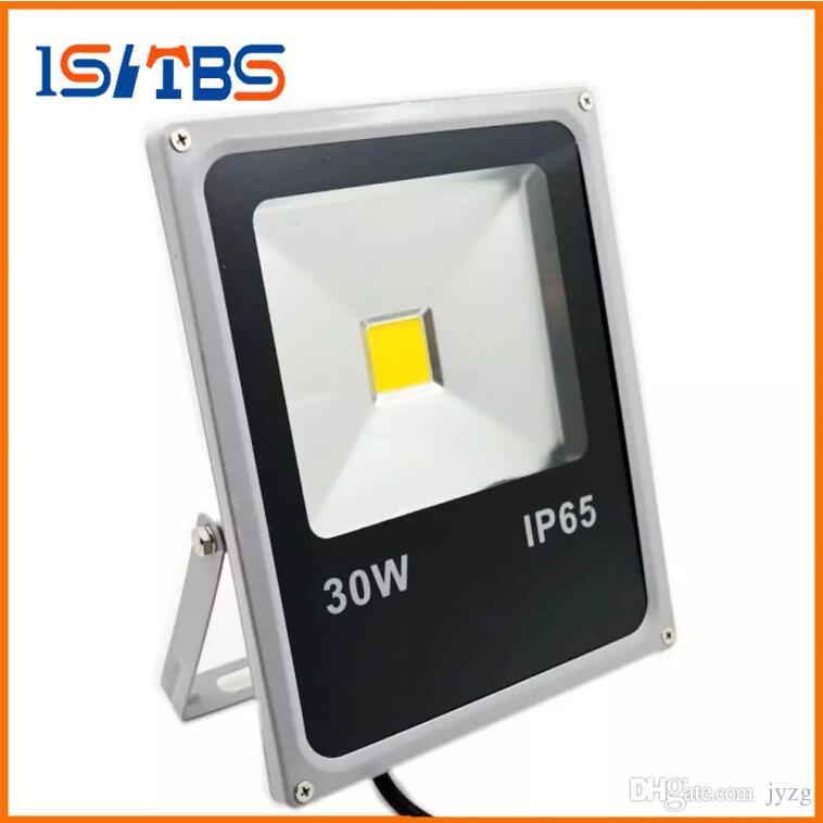 5pcs 30W 12V LED IP65 Cool White Flood Light Spotlight Shop Street Fixtures
