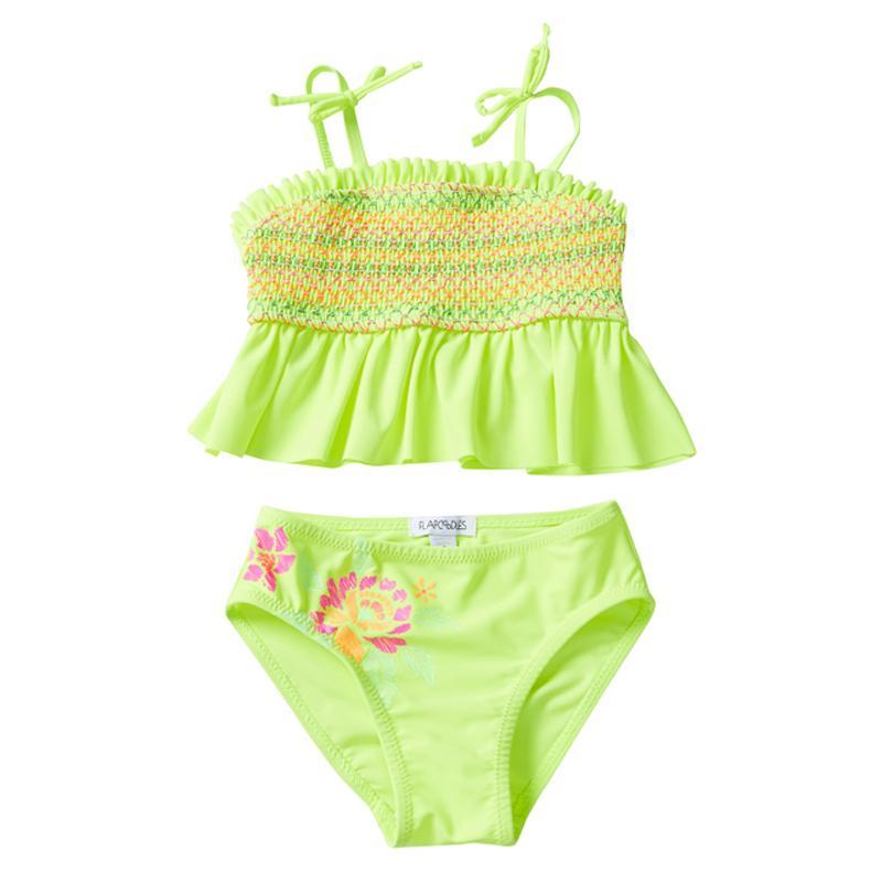 UPF 50 + UV Ternos de Banho Do Bebê Meninas Crianças Maiôs Adolescente 12 Designer de Biquini Trajes de banho Biquini Costumi da bagno Abacaxi Trajes de baño