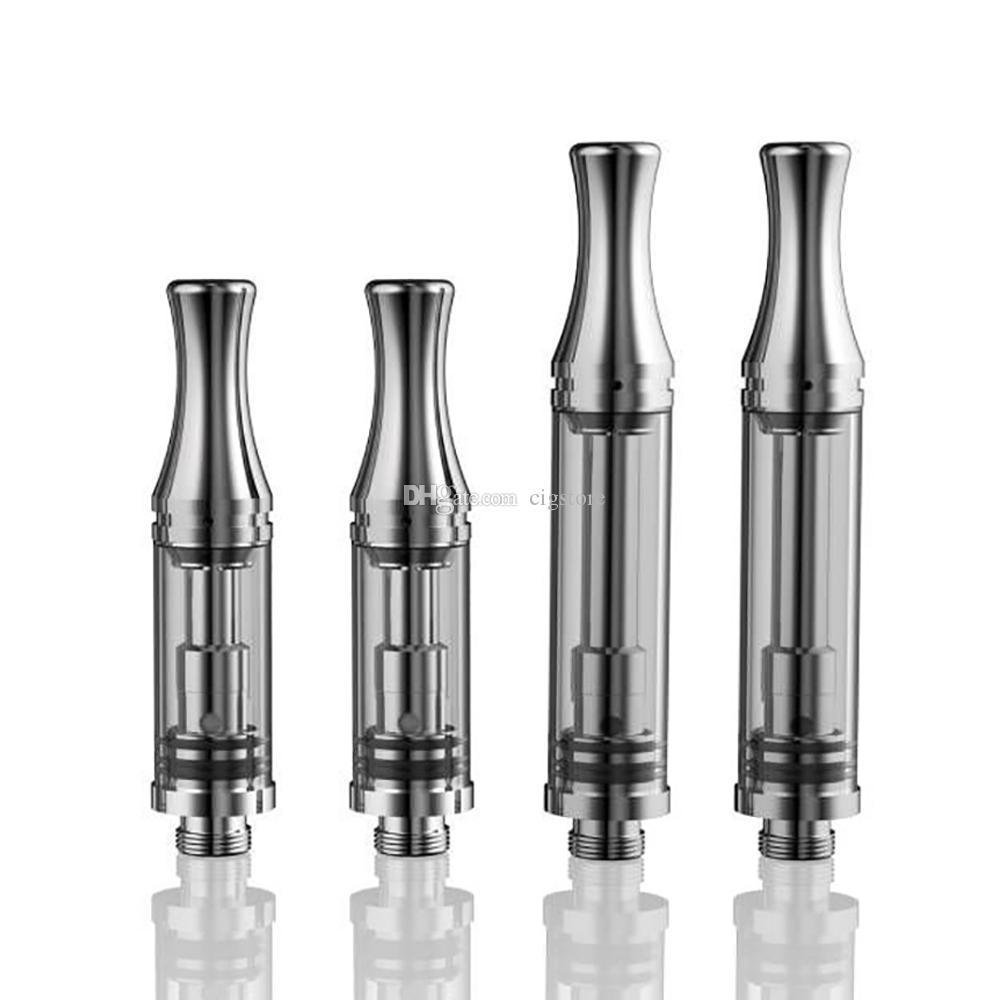 newest Z20 .5ml 1ml Top filling Top Airflow Ceramic Coil Glass Thick thin oil vape Cartridge fit 510 vape pen battery