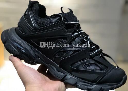on sale a35c2 2d6db 2018 Hombres TRACK Sneaker, Las Más Nuevas Zapatillas De Alta Tecnología,  Caminatas Y Siluetas De Zapatillas De Deporte, Zapatillas Deportivas, ...