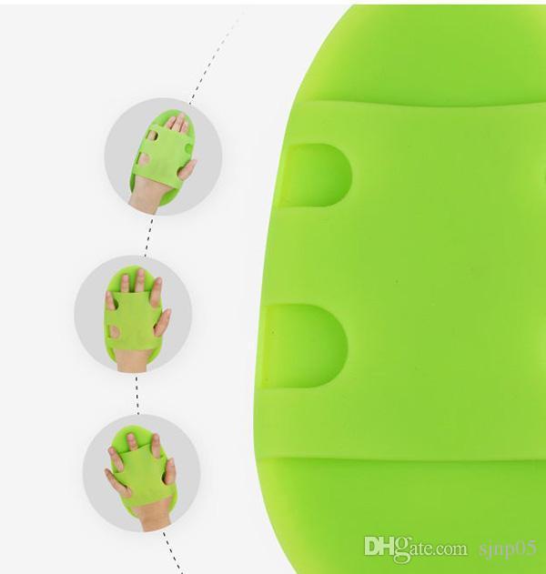 Soft Silicone Bath Shower Brush Body Sponge Scrubber Massage Wash Brush Pure Silicon Scubbers Washing Sponge Glove Bath Accessories