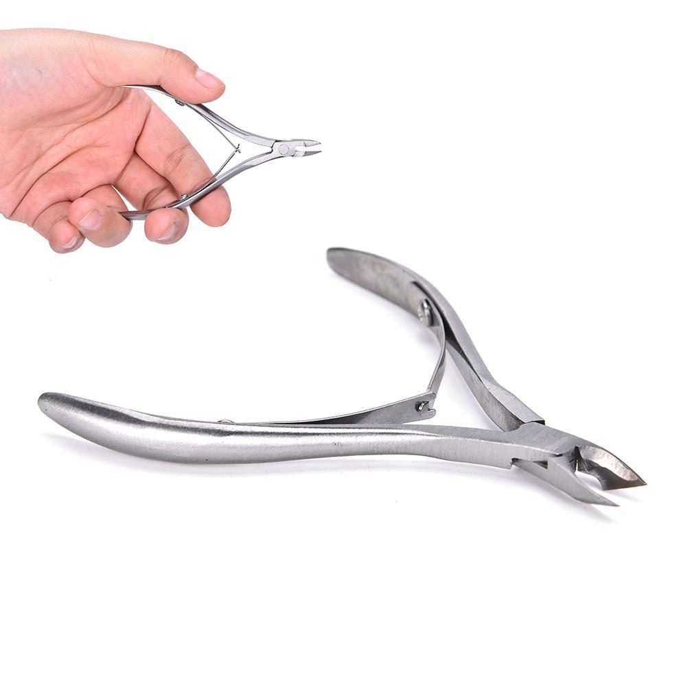 Clipper Scissors Nail Art Suppliers Cuticle Nail Nipper Manicure ...