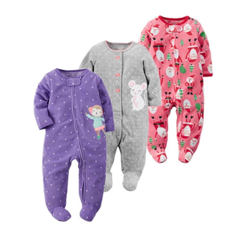 650929919b25 2019 2018 Christmas Baby Girl Clothes