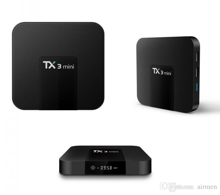 tanix tx3 mini android 7.1 tv box review