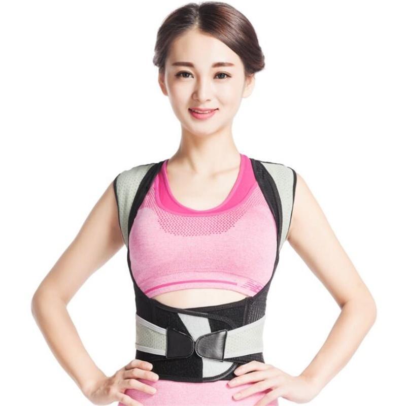 b5612b25ece Shoulder Spine Posture Clavicle Strap Women Back Posture Correction  Orthopedic Corset Back Upper 2018 Newest Best Back Support Belt Posture  Brace For Women ...