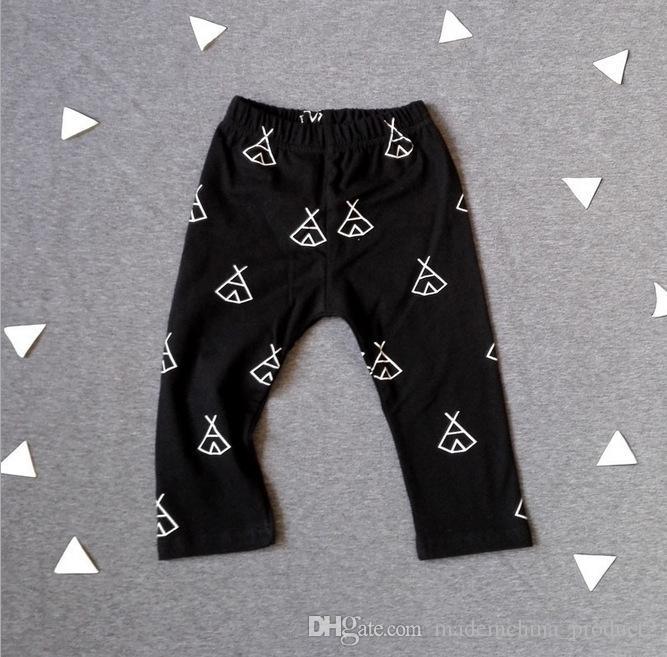 Baby Long Pants Summer &Autumn Fashion Cotton Infant Legging Pants Newborn Baby Boy Girl Clothing 0-24 M Baby Trousers