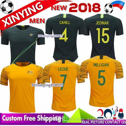 d0ed2df1a ... switzerland best new cahill milligan jerseys 2018 world cup home away  soccer jerseys 18 19 leckie
