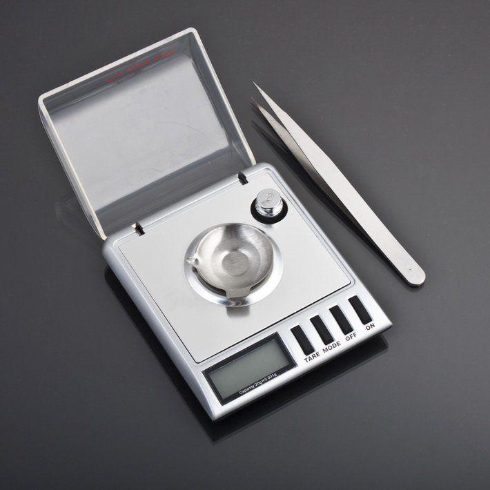 0.001g - 20g Digital Weighing Gem Jewelry Diamond Scale precision measure Digital Milligram Scale