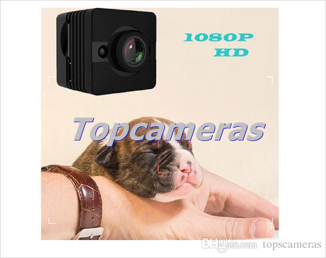SQ12 HD 1080P كاميرا مصغرة الرياضة في الهواء الطلق DV صوت مسجل فيديو عمل للرؤية الليلية كاميرا مصغرة كاميرا مضادة للماء أحدث