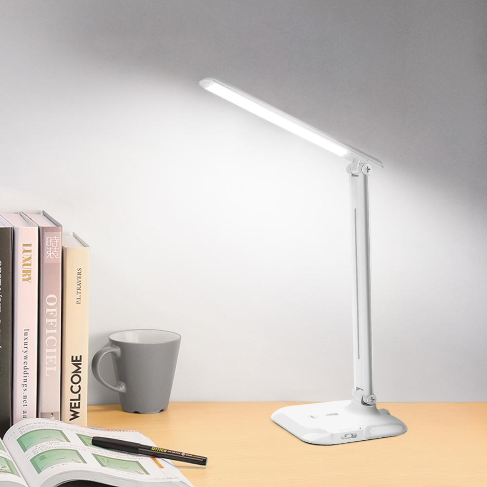 2019 Rechargeable Led Table Lamp Usb Led Study Reading Book Lamp