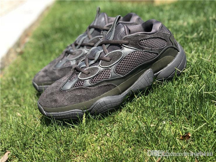 0daedf5f6887b Super Moon Yellow KANYE Boost 500 Blush Sneakers Desert Rat 500 Mens  Running Shoes Sport Boots Run Shoe Man Sports Boot Men Sport Shoe 500 Running  Shoes ...