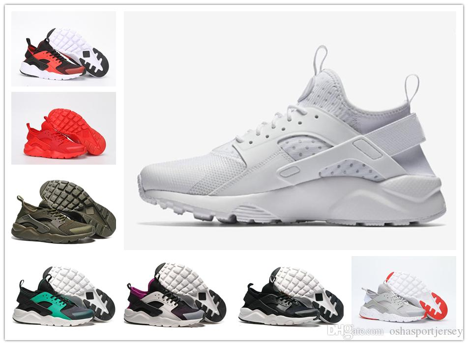 online retailer 3db79 e2817 ... where can i buy compre nike air huarache air huarache 4.0 5.0 classical  triple white black