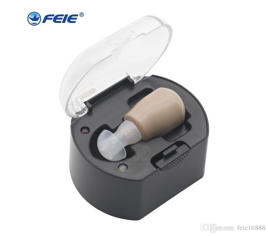 China Wholesale Market Freies Verschiffen medizinische Ausrüstung appareil auditif unsichtbare justierbare beste Klanghörgeräthersteller S-219