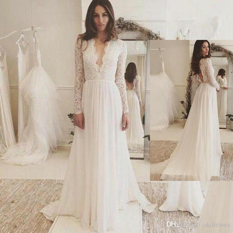 Inexpensive Lace Wedding Dress