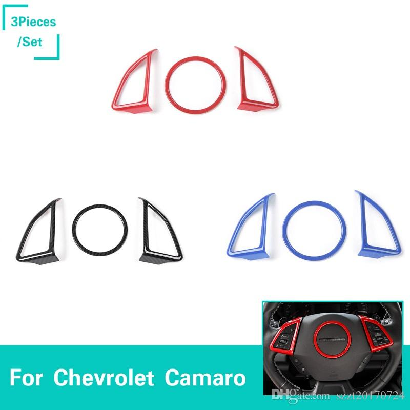 Practical For Chevrolet Camaro 2016 2017 Aluminum Alloy Exterior Door Handle Decoration Trim 4pcs Car Styling Car Styling Accessories! Automobiles & Motorcycles