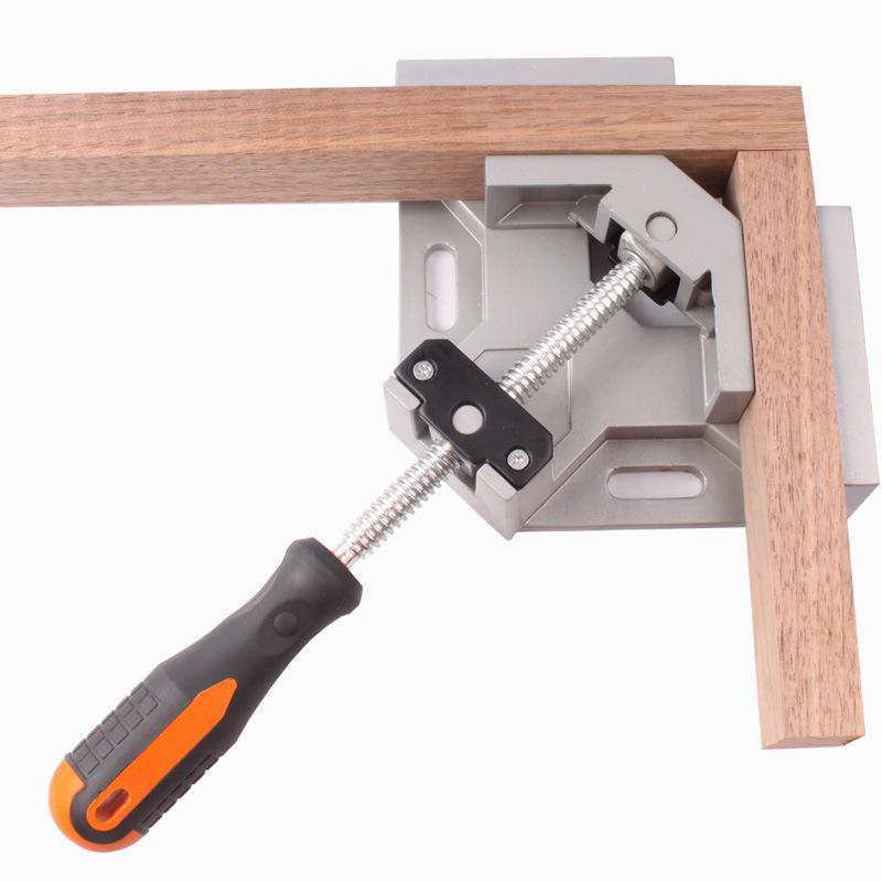 Angle Clamps 90 Degree Angle Vise Single Handle Adjustable For Frame ...