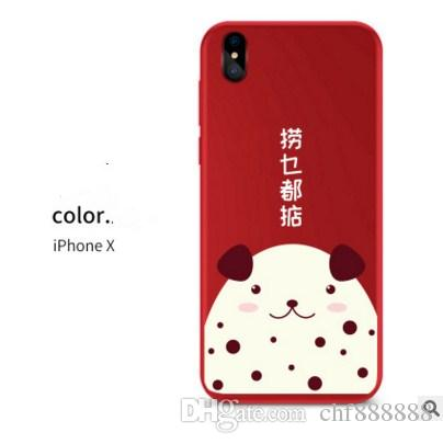 4ca90340f73 Fundas Para Iphone 6 7 Funda Fundas Iphone 6s Funda Para IPhone X 7 8 Plus  Funda Dura TPU Heart Love Black Pink Carcasas Personalizadas Por Chf888888,  ...