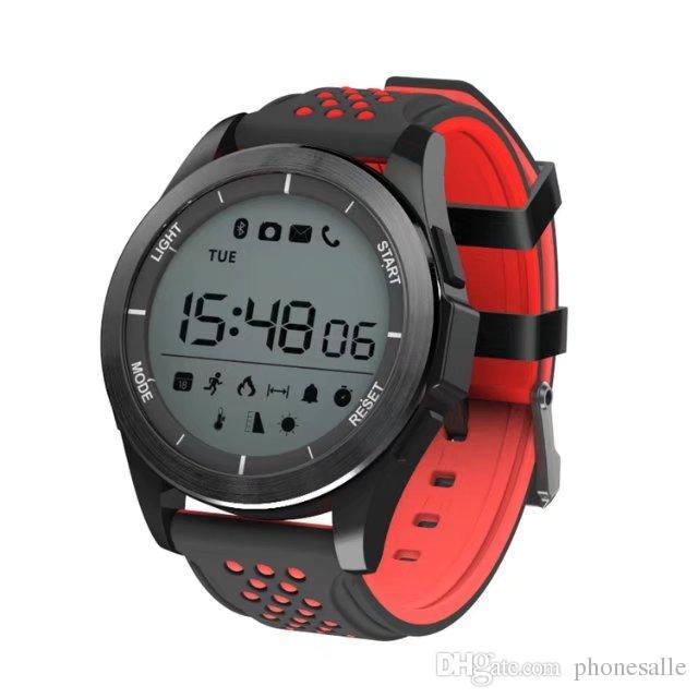 Computer Armband F3 Smart Watch Schrittzahler Wrist Wearable Gerat
