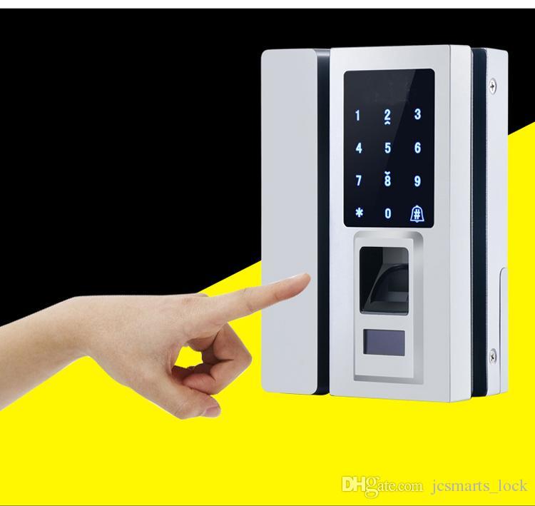 2018 Fingerprint Door Entry System Biometric Glass Door Access