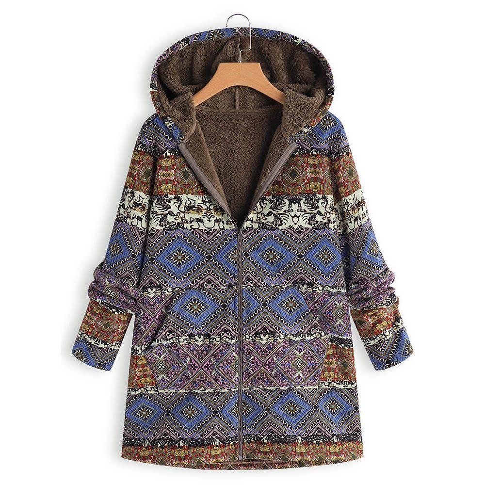 Mäntel Jacke Warm Damen Großhandel Outwear Winter Vintage RtxqwSU