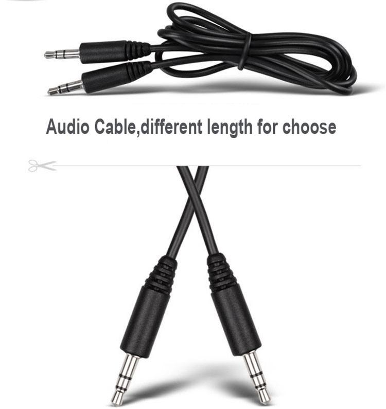 2019 3 5mm Male To M Audio Adapter Cable 3 5 Mm Mp34 100 Hot