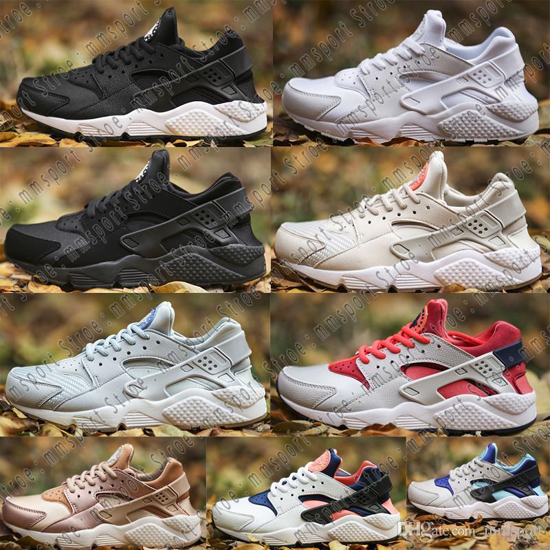 online store d0d5a 240d9 ... uk compre 2018 venta al por mayor nike air huarache fashion ultra  running zapatos hombres mujeres purchase dxfn calidad barata ...
