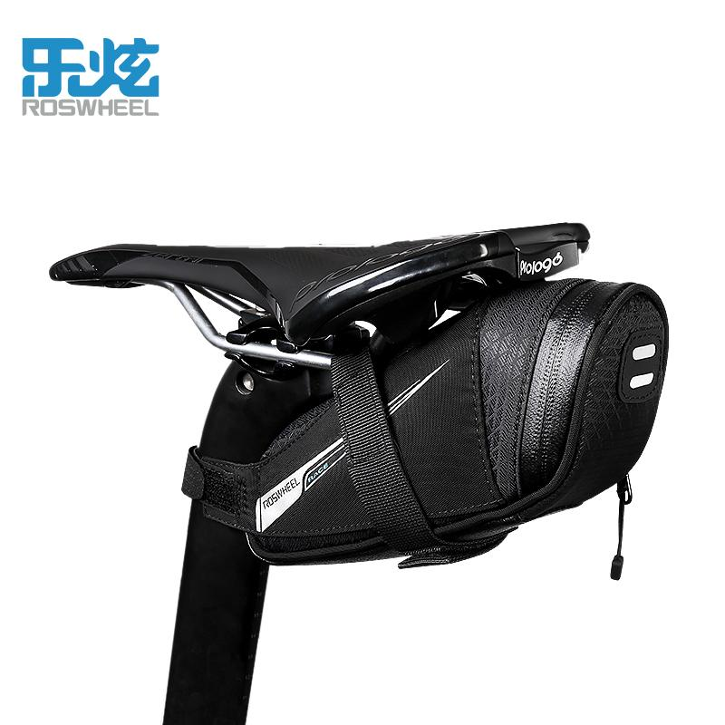 a78015fe0a0 ROSWHEEL RACE Series Road Bike Bicycle Saddle Bag Cycling Seat Pack  Accessories 0.4L/0.6L Light Weight Water Resistant Gear Bags Rucksack Sale  From Teaberry ...