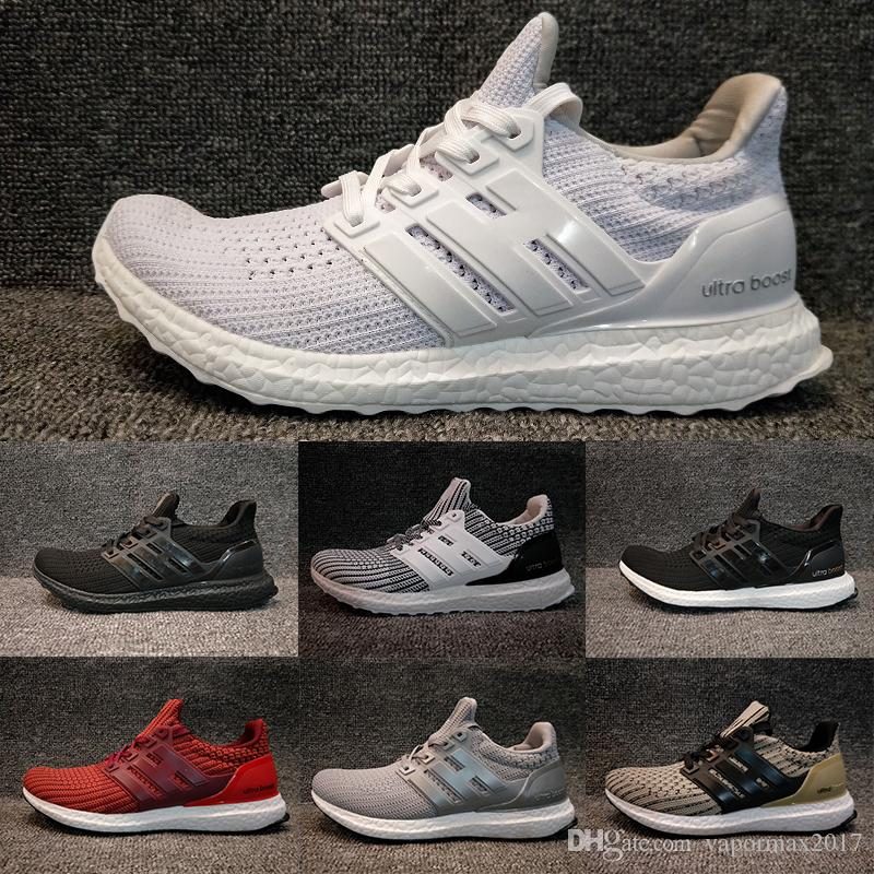 2018 undefeated ultra boost 4.0 core Triple Black white Primeknit Runner ultraboost 3.0 Running uncaged chaussures shoes men women sneakers factory outlet sale online cheap sale real 2015 cheap price sale supply discounts cheap online NraayQGRT