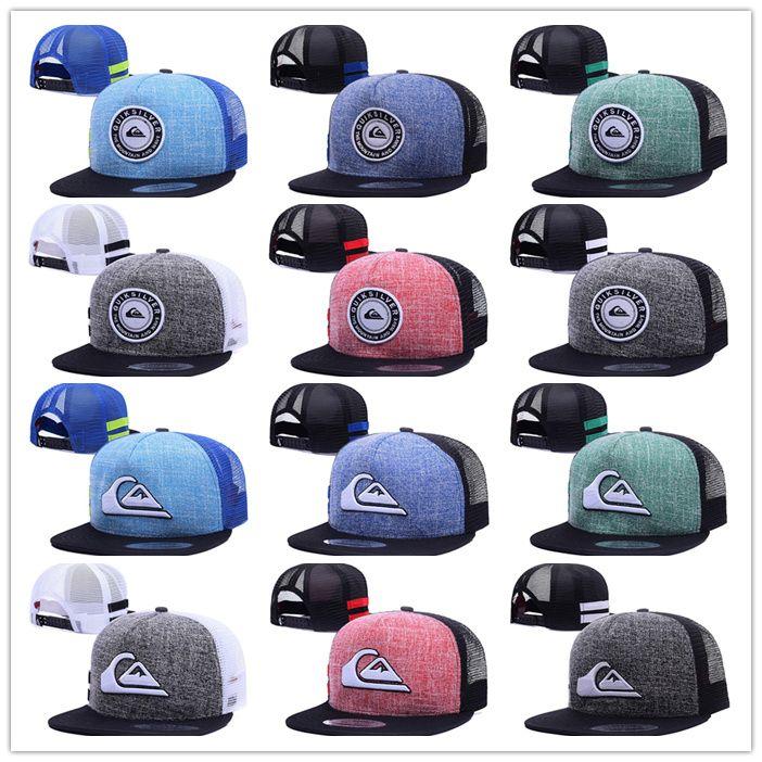 2018 Wholesale Brand New QUIKSILVER Snapbacks Caps Baseball Hats For Men  Women Sports Hip Hop Brand Bone Gorras Hip Hop Cap UK 2019 From Hotcap3 e8cbad0bbc0