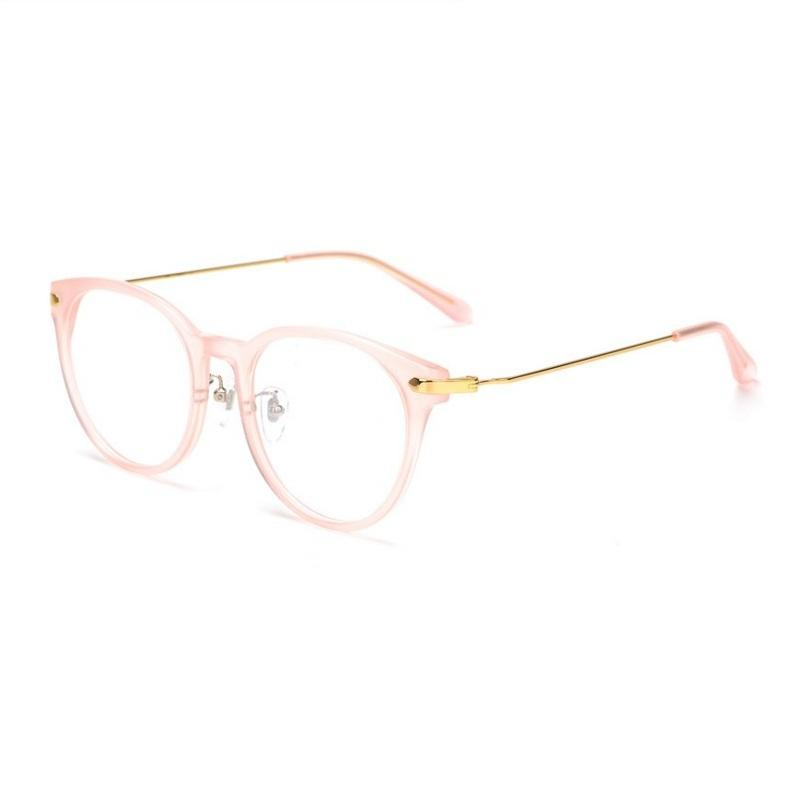 e5ffdb9f71 Compre Ancho 144 Cara Grande Mujer Gafas Sin Montura Completa Monturas De  Gafas Miopía Gafas Ópticas Para Damas Monturas De Gafas Gafas Para Mujer A  $51.39 ...