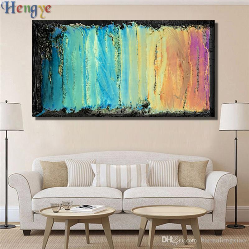 2018 Zyxiao Red White Color Print Wall Oil Painting Art Picture Print On  Canvas No Frame For Bedroom Living Home Mosaic Decor Gift Ys0001 From  Baimafengxiao ...