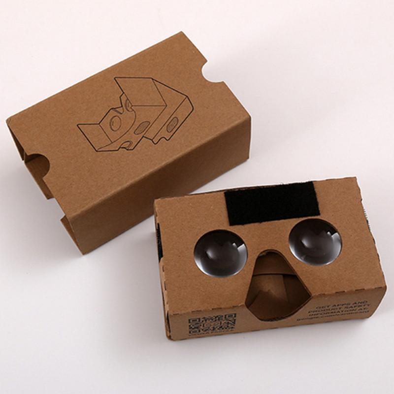9ba05d634b6 3D Glasses DIY Google Cardboard 2.0 VR Box With Head Band Virtual Reality 3D  Viewing Glasses For 4 6 Inch Phone Iphone 5 6 7 Plus Samsung S7 3d Glasses  Uk ...