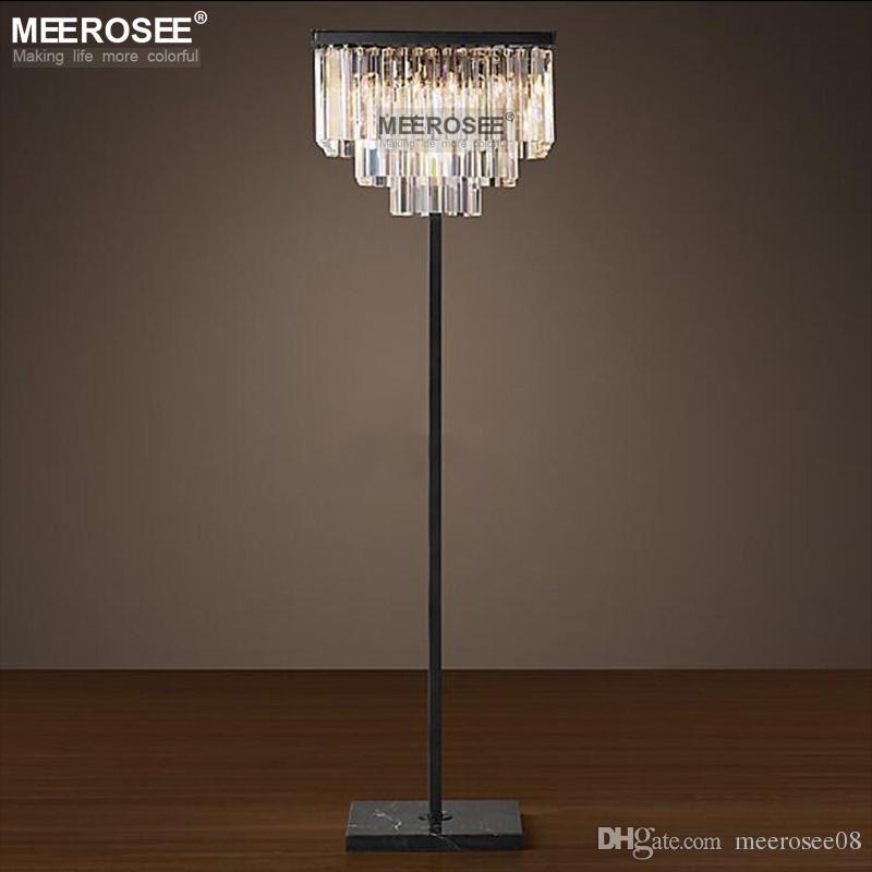 Think, Antique candelabra floor lamp metal and wood
