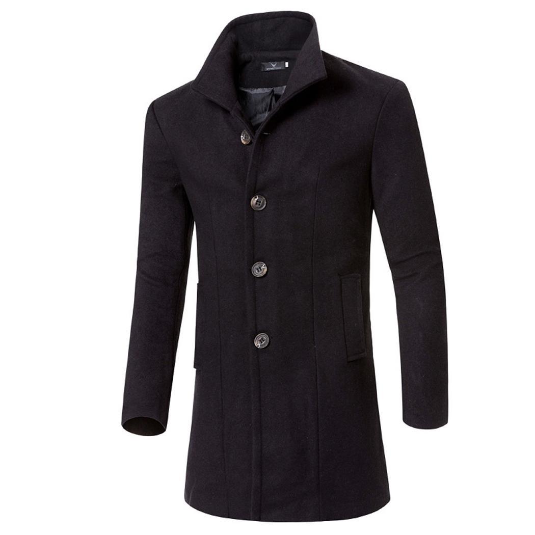Printemps 42 Vestes Chaud 28 Mâle Size Mince Mode Hiver Solide Plus Lape De Acheter Laine Outwear Manteau Coréenne Manteaux Veste Hommes qnH7YCw