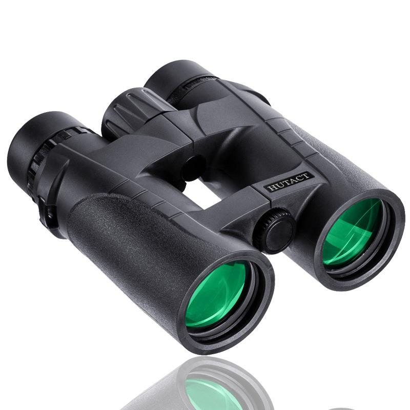 Binoculars 8X42 Outdoor Sport Tourism Hiking Trave Fishing Waterproof Mobile Phone Camera Non-perspective Telescope Good Gift