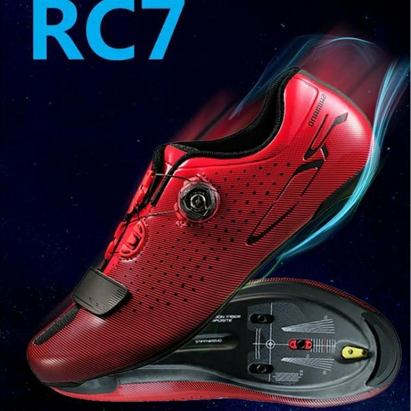 68a08c095 Zapatos De Carretera SH RC7 Zapatos De Carretera De Carbono Vent SH RC7  Lock RC7 Cycling Por Fopfei, $204.76 | Es.Dhgate.Com