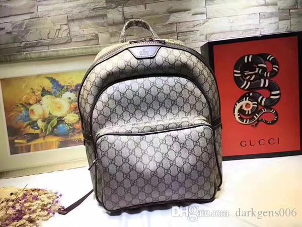 9f6622b23ab 2017 Hot New Arrival Fashion Women School Bags Hot Punk Style Men Backpack  Designer Backpack PU Leather Lady Bags 322069 Best Backpacks Girls Backpacks  From ...