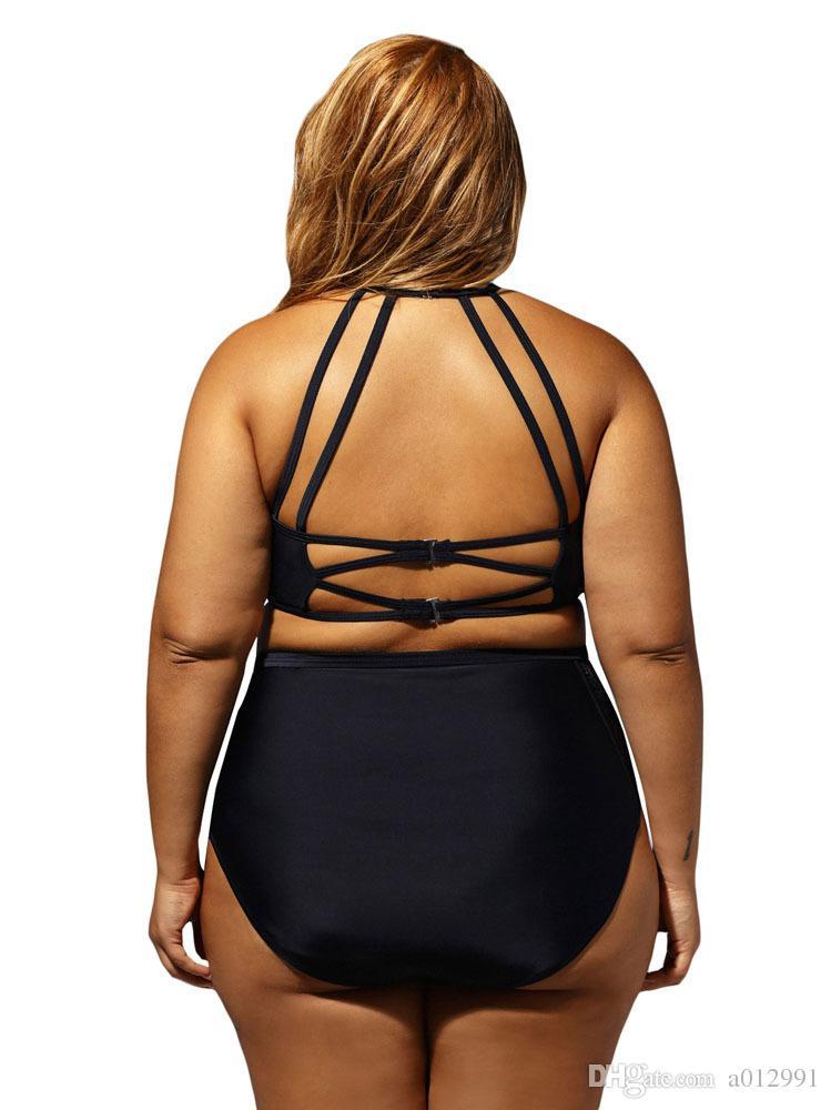 Womens Plus Size Sheer Mesh Padded Push Up Lace Bikini Set Swimsuit Swimwear Women Two Piece With Pads Wireless Plus Size 4XL 41991