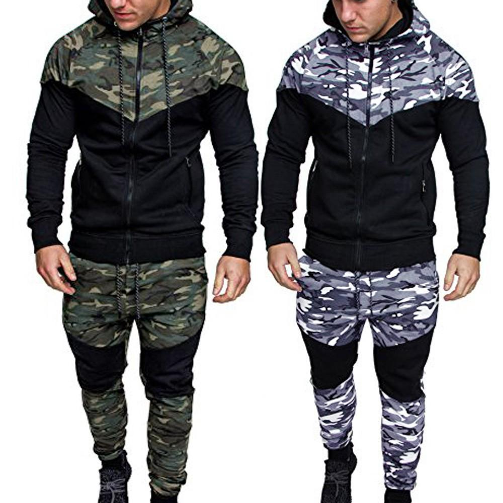 2019 2018 New Fashion Top Quality Men S Autumn Winter Camouflage