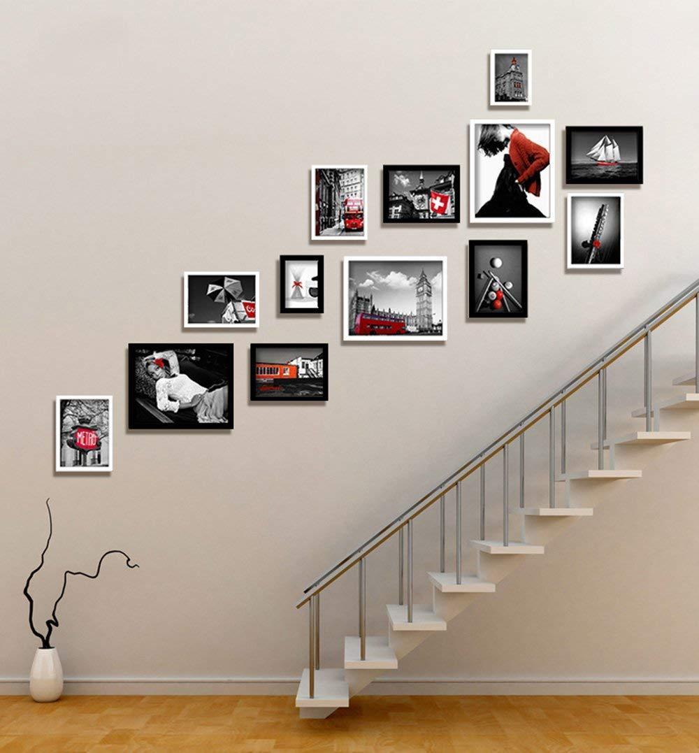 Acheter Mur De Photo En Escalier De Pin Fram, Mur De Mosaïque De Mur ...
