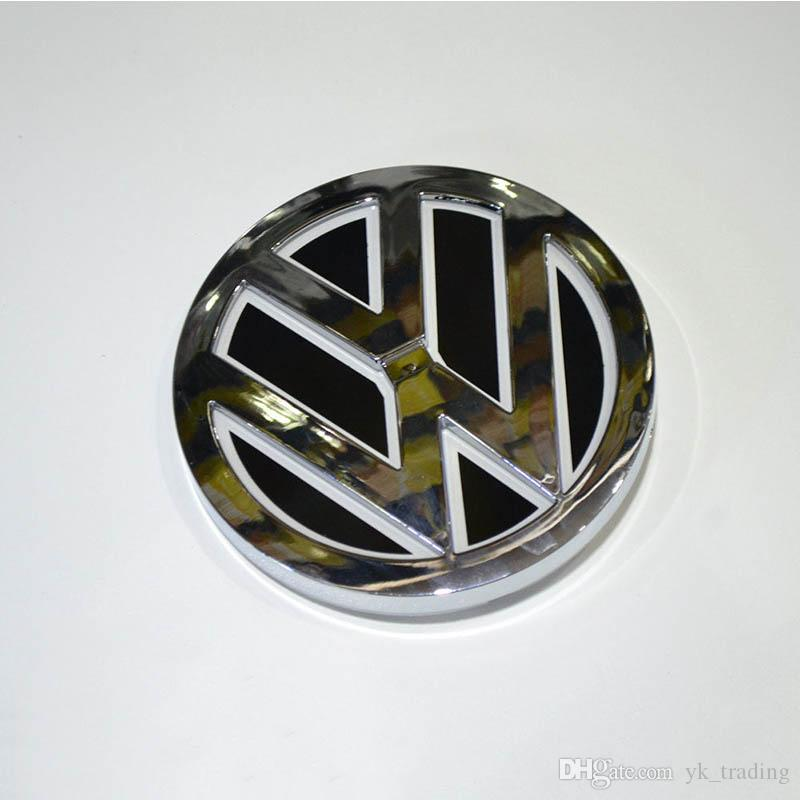 11 cm * 11 cm Auto Emblem licht für VW Golf 6 tiguan bora CC scirocco Magotan Abzeichen Aufkleber LED licht 5D logo Embleme licht