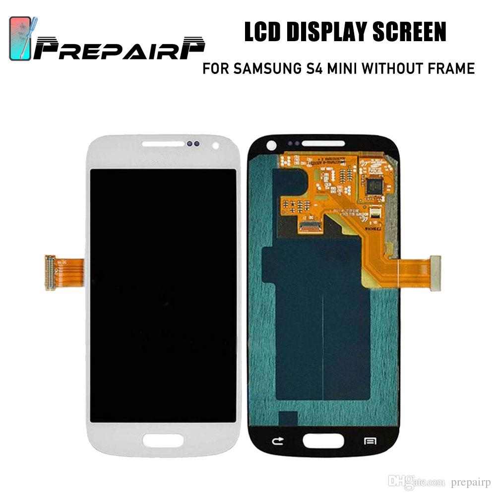 ecd35ecc77b 2019 PrepairP Lcd Screen For Smausng S4 Mini Lcd Display With Touch Screen  Lcd Screen Assembly