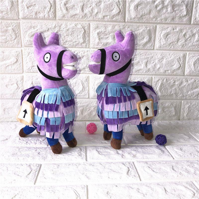 Großhandel 20cm Fortnite Plüsch Puppe Troll Stash Lama Figur Weich ...