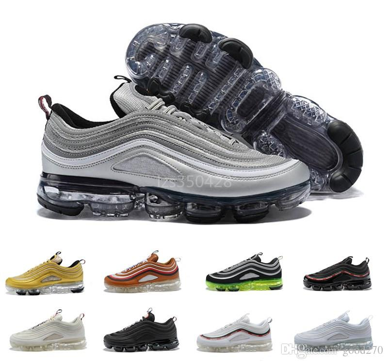 7c94c9a1bf8aa 2018 Designer 97 Running Shoes Mens Women Trainers Sneaker Japan ...